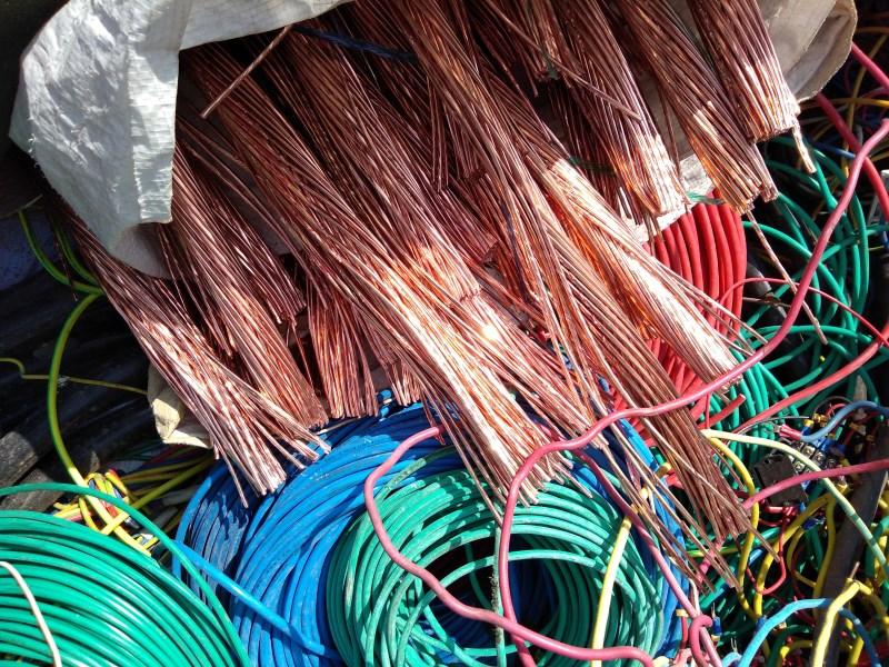 广州南沙龙穴街道废铜回收高价回收