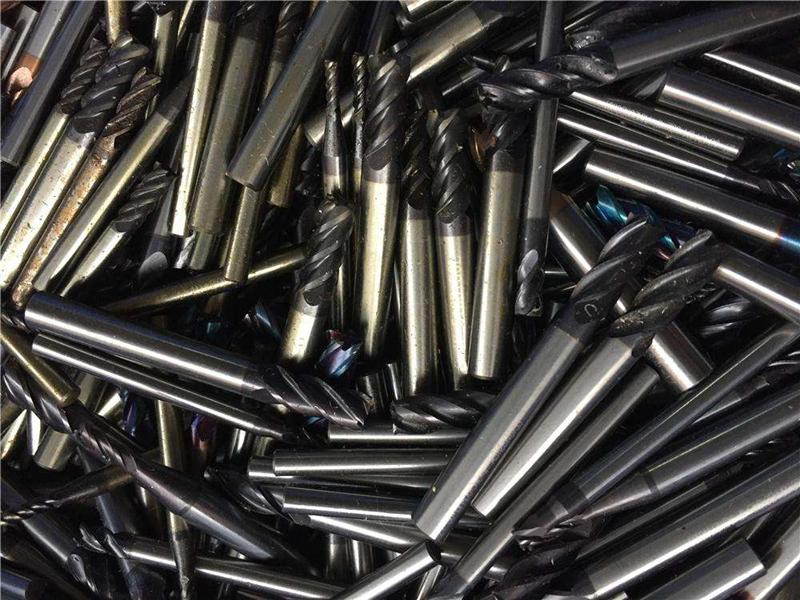 钨钢刀具钨钢粉回收